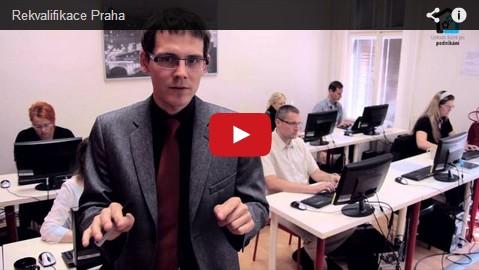 Rekvalifikační kurzy - video