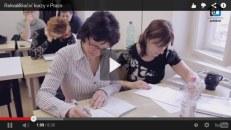 Video o vzdělávacích kurzech