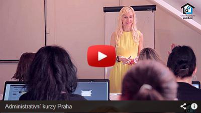 Podívejte se na Video o administrativních kurzech