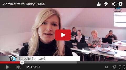 Video - administrativní kurzy