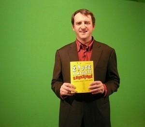 Vít Baloušek. Autor námětu videa. Autor knihy Žijte a myslete kreativně. A také lektor našich kurzů marketingu.